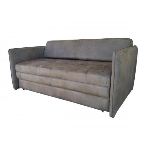 Διθέσιος καναπές κρεβάτι W3 Καφέ