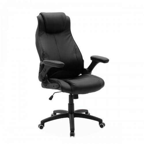 Καρέκλα γραφείου διευθυντή Ammon pakoworld pu μαύρο